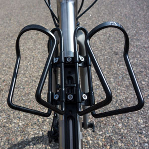 A few bottle cages have multiple mounting holes to allow their height to be adjusted including the Arundel Mandible (which are available in carbon Amazon ... & Water Storage Solutions for Bikepackers u0026 Ultra-Distance Cyclists ...