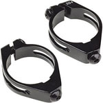 Bottle cage clamps