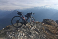 Exploring my local Swiss Alps, motivated by the VeloViewer Explorer score