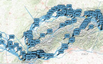 Route choices in TCRno7