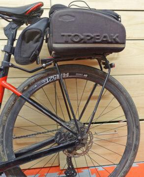 Topeak MTX rack-top bag