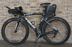 Aerodynamic bikepacking