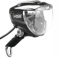 B+M Luxos U bicycle dynamo headlight