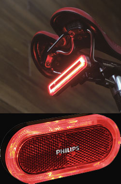 Best Rear Bike Light >> Active Lighting For Cyclists Ride Far